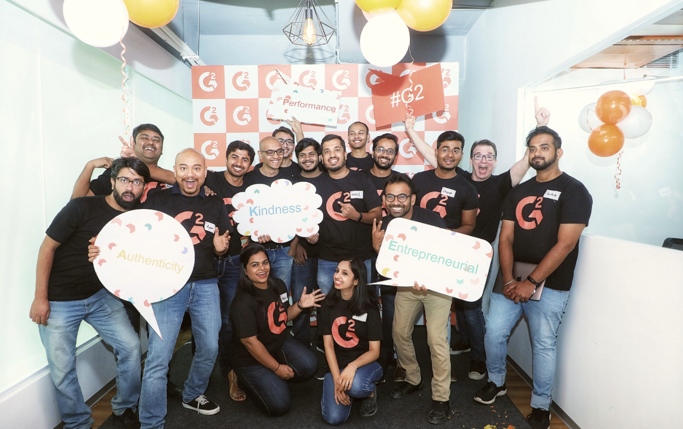G2 Opens Asia Pacific Headquarters in India's Talent Hub, Bengaluru Thumbnail