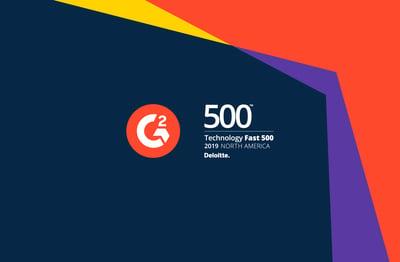 G2 on The Deloitte Technology #Fast500 Thumbnail