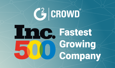 G2 Crowd Ranked No. 179 Fastest-Growing U.S. Company Thumbnail